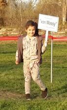 Стаси,най-младата водачка на Развъдника